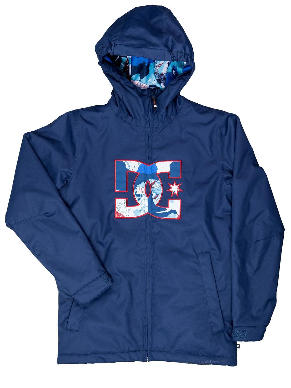 6df77d93b Buy DC Story Jacket Boys online at blue-tomato.com