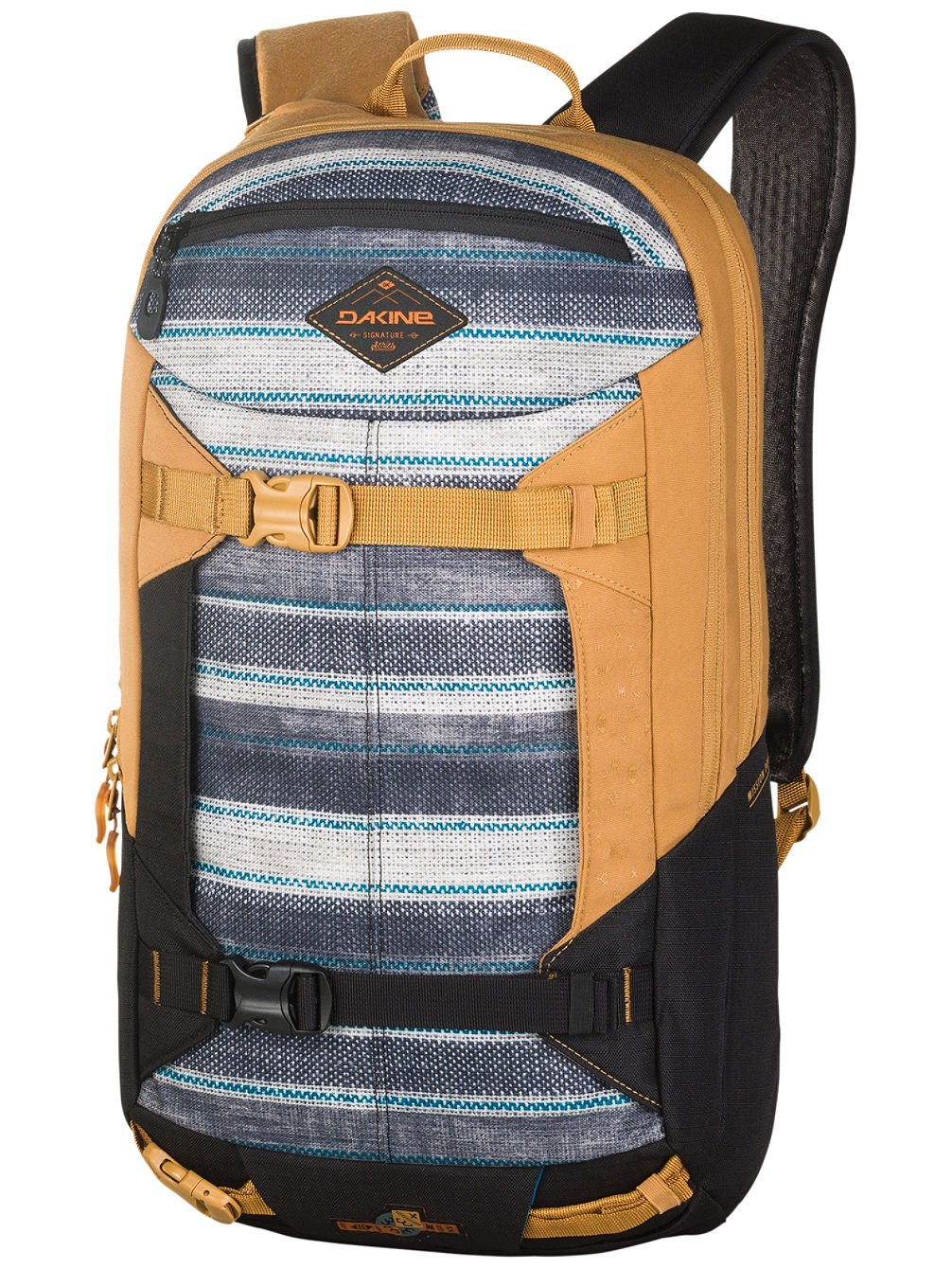 Team Mission Pro 18L Backpack
