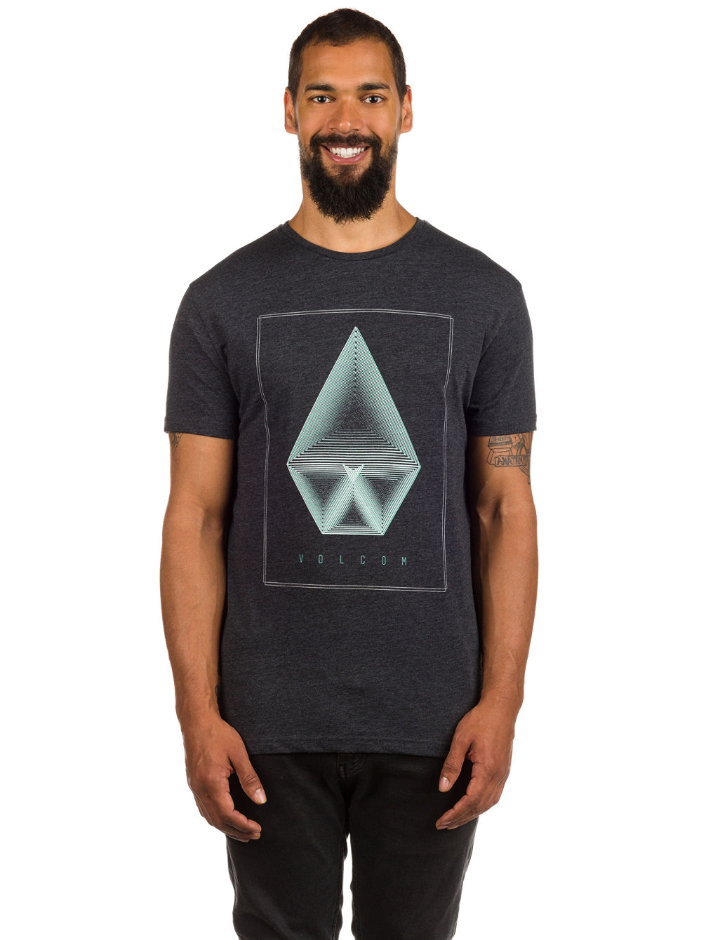 Concentric Hth T-Shirt