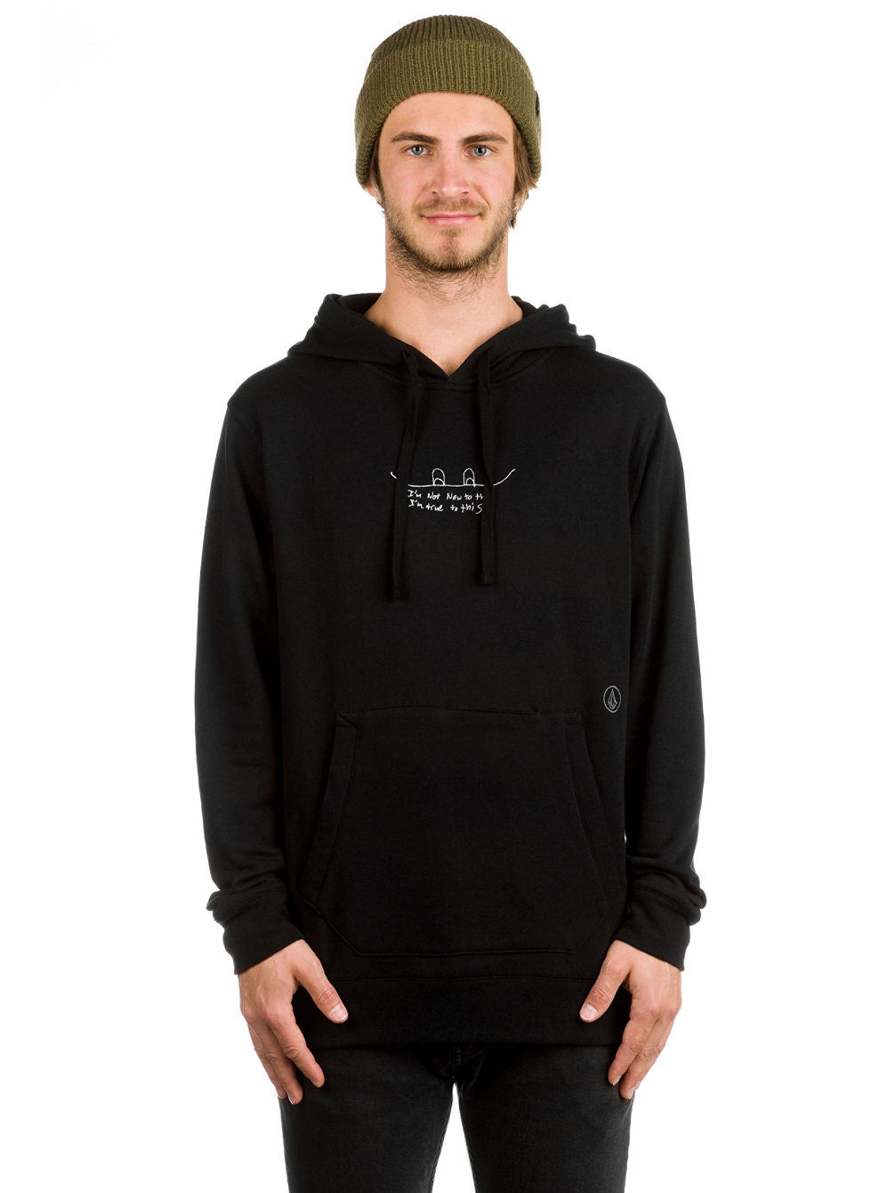 JLA Fleece Pullover
