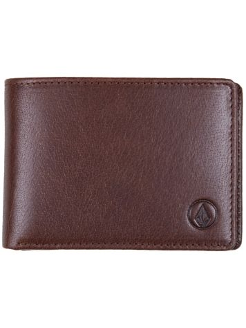 Volcom Leather Cartera