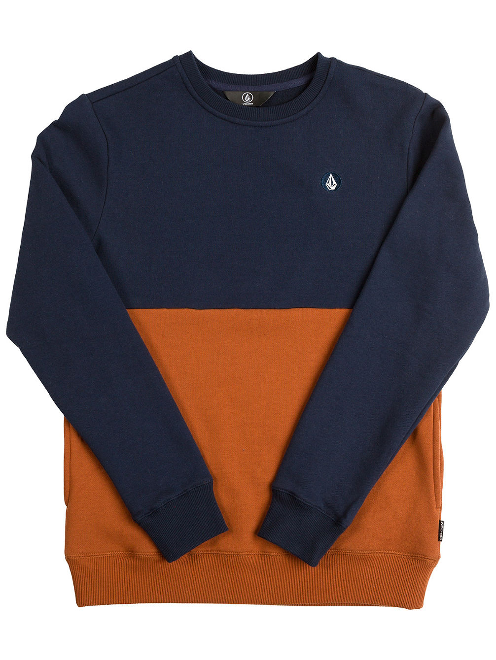 Sngl Stn Division Sweater Jungen