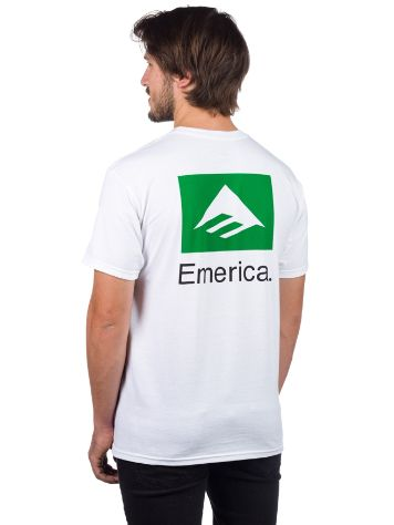Emerica Brand Stack T-Shirt
