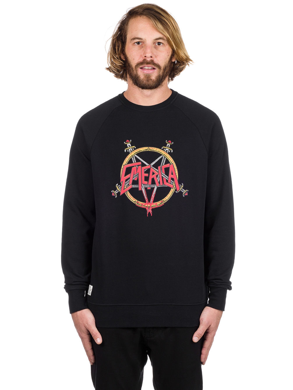Arrows Crewneck Sweater