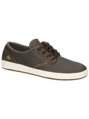 Emerica The Romero Laced - Monopatín Para Hombre, Color Rojo, Talla 48 EU