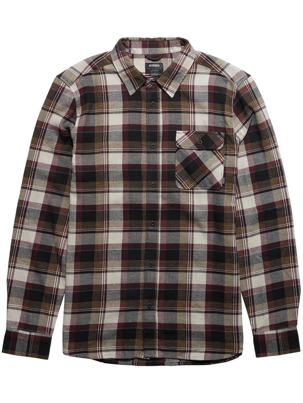 Axel Flannel Shirt LS
