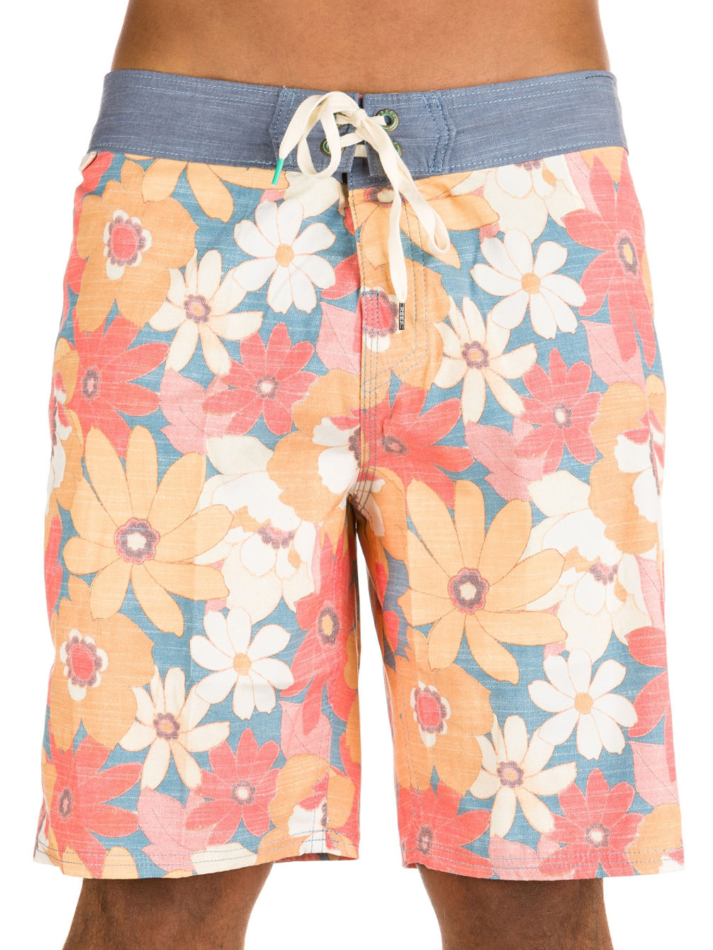 Hippie Flower Boardshorts