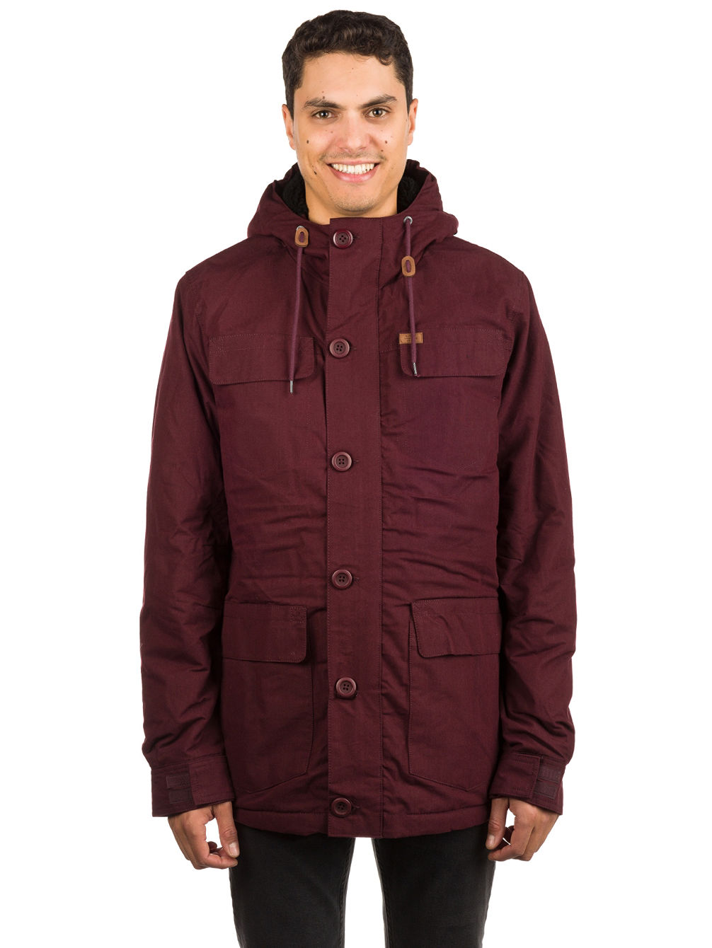 Goodstock Thermal Parka Jacket