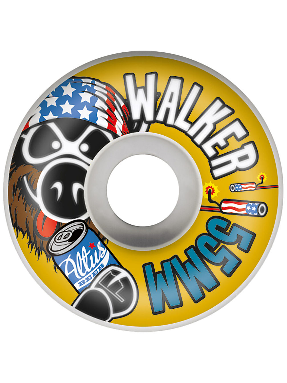 Walker Vice 55mm Wheels