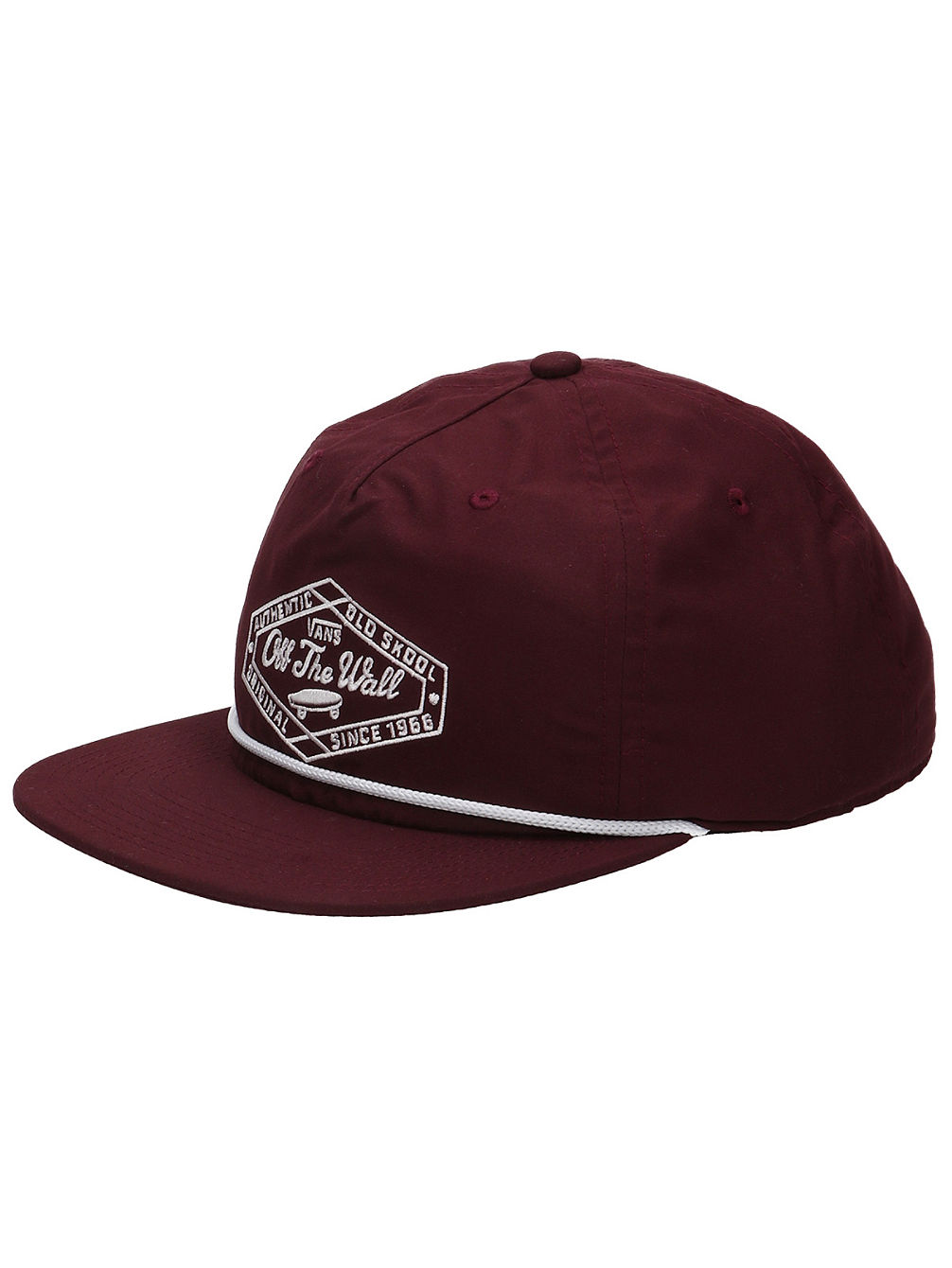Original Lockup Unstructured Cap