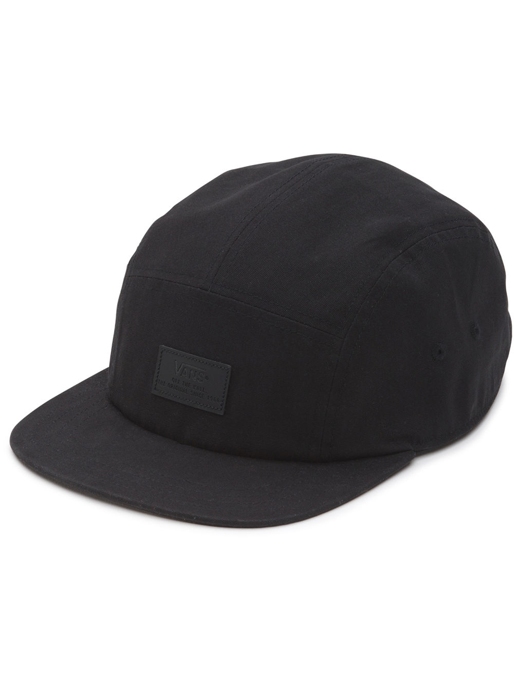 Base 5-Panel Camper Cap
