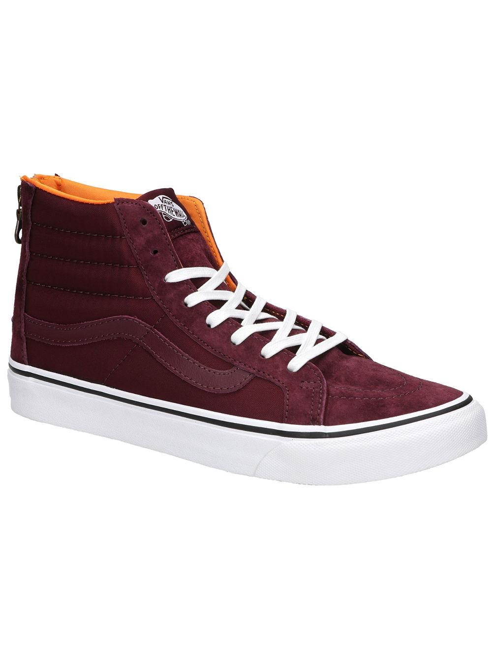 Buy Vans Sk8-Hi Slim Zip Sneakers online at blue-tomato.com 41e50a4c51
