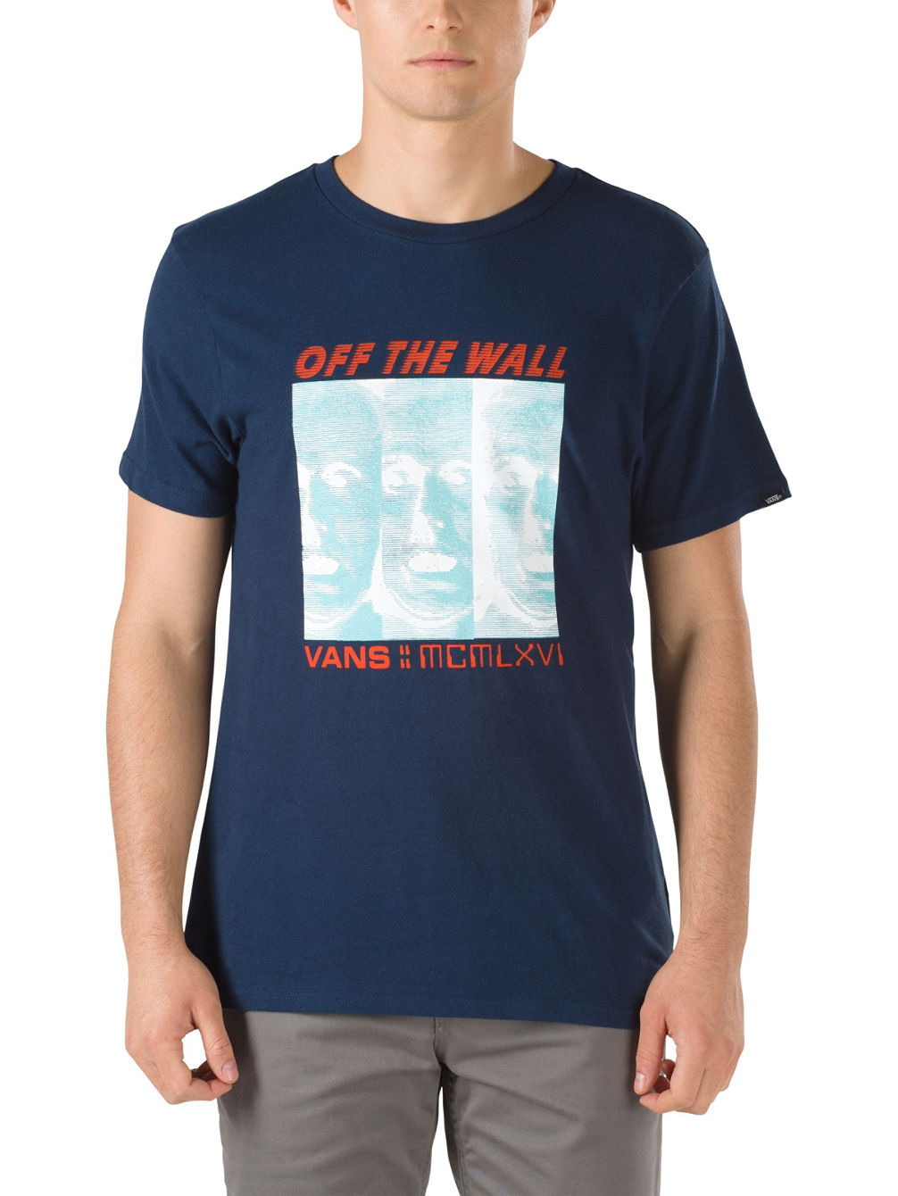 a700b3f23f4157 Buy Vans Melted Mind T-Shirt online at Blue Tomato
