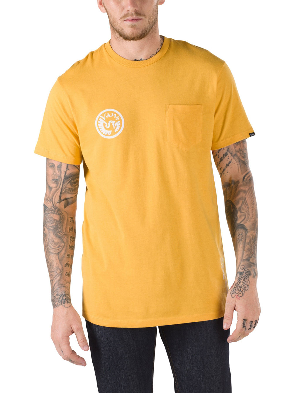 Save N' Trade Pocket T-Shirt