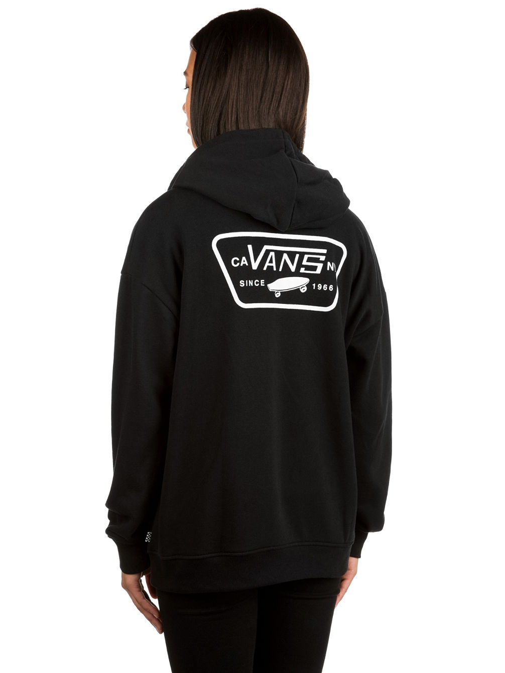 5c0d5881e944a5 Buy Vans Full Patch Zip Hoodie online at Blue Tomato