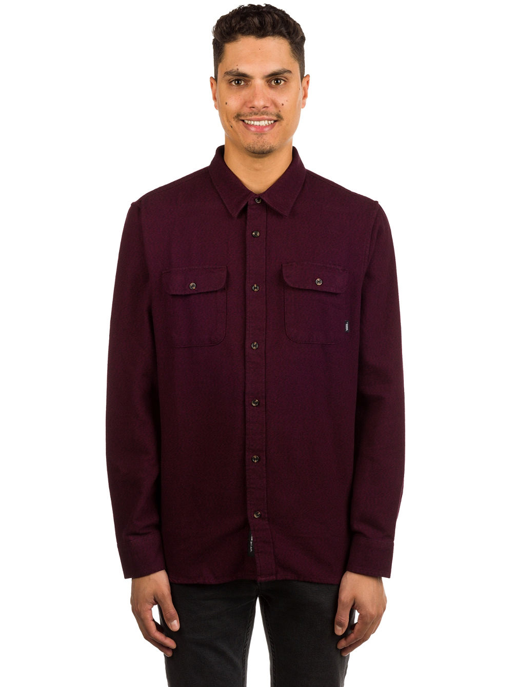Perry Shirt LS