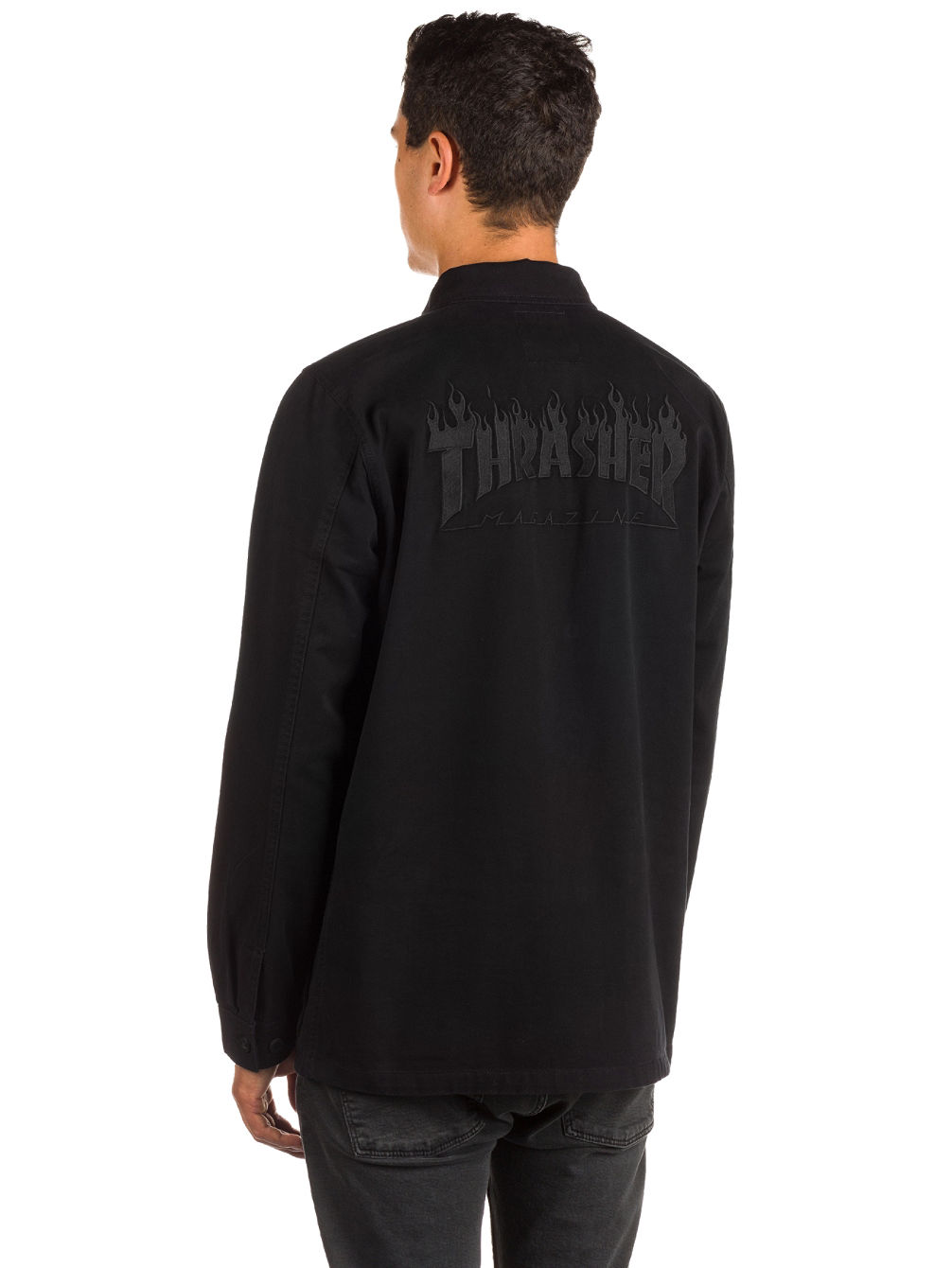 aa884d2cf360 Buy Vans X Thrasher M65 Jacket online at Blue Tomato