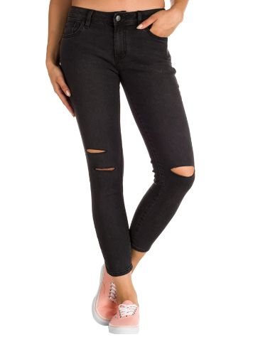 Vans Destructed Skinny Jeans