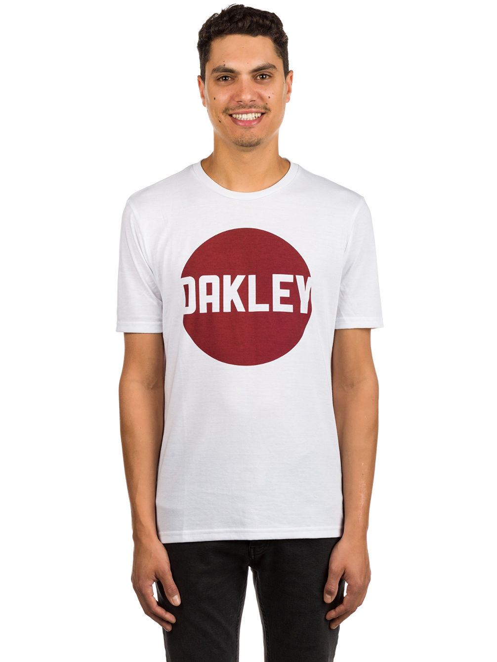 O-Oakley Circle T-Shirt