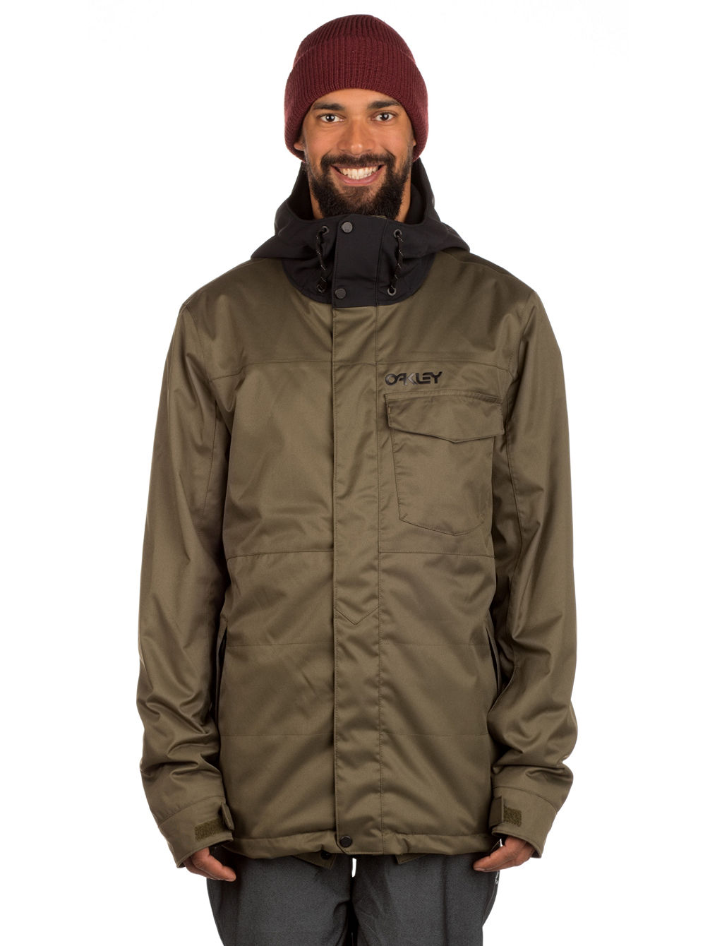 Division 10K BioZone Insulated Jacket