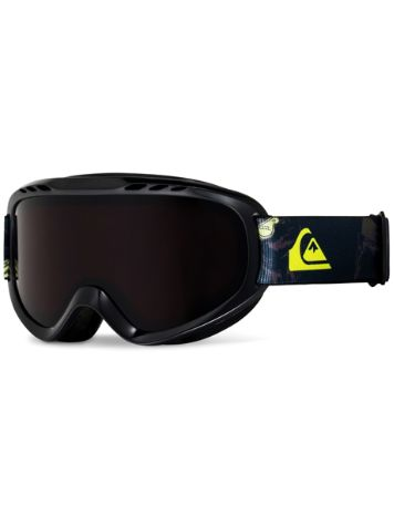 Quiksilver Flake Black Youth Goggle jongens
