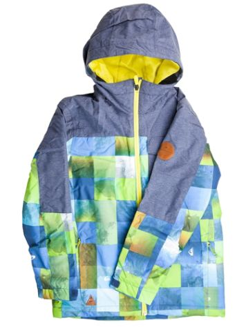 Quiksilver Mission Block Jacket Boys