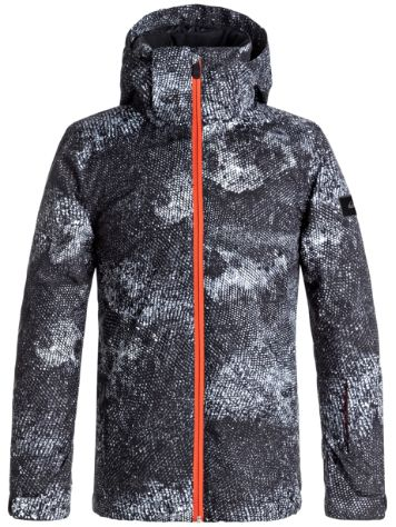 Quiksilver Tr Mission Printed Jacke Jungen