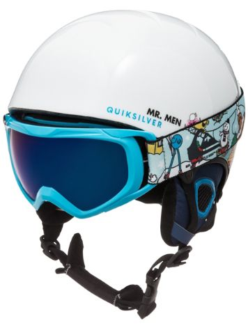 Quiksilver The Game Pack Snowboard Helmet Youth Youth