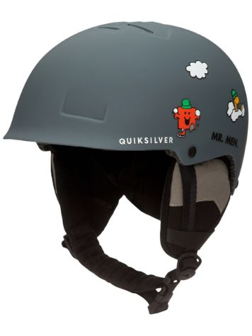 Quiksilver Empire Mr Men Snowboard Helmet Youth Youth