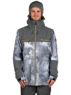 Quiksilver Arrow Wood Jacket electric event Gr. S