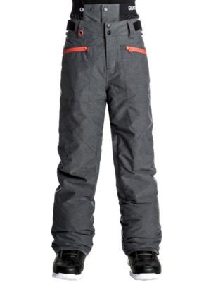 Quiksilver Boundry Pants Boys black Gr. T12