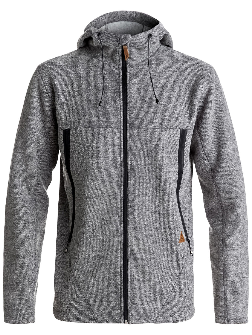 Into The Wild Zip Hoodie