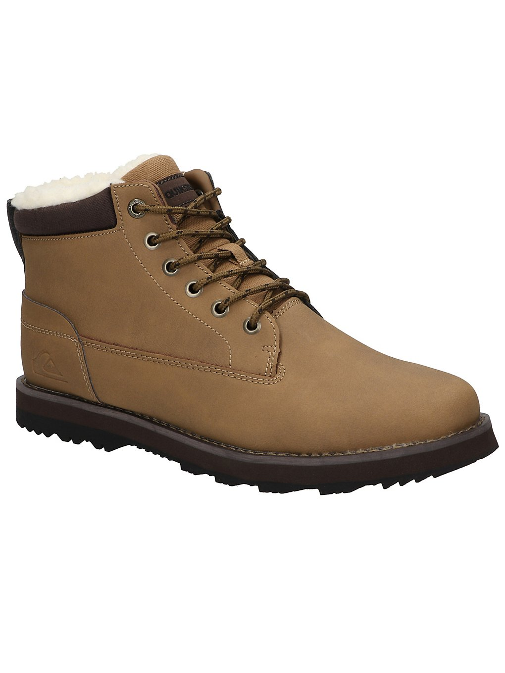 quiksilver mission v shoes  solid