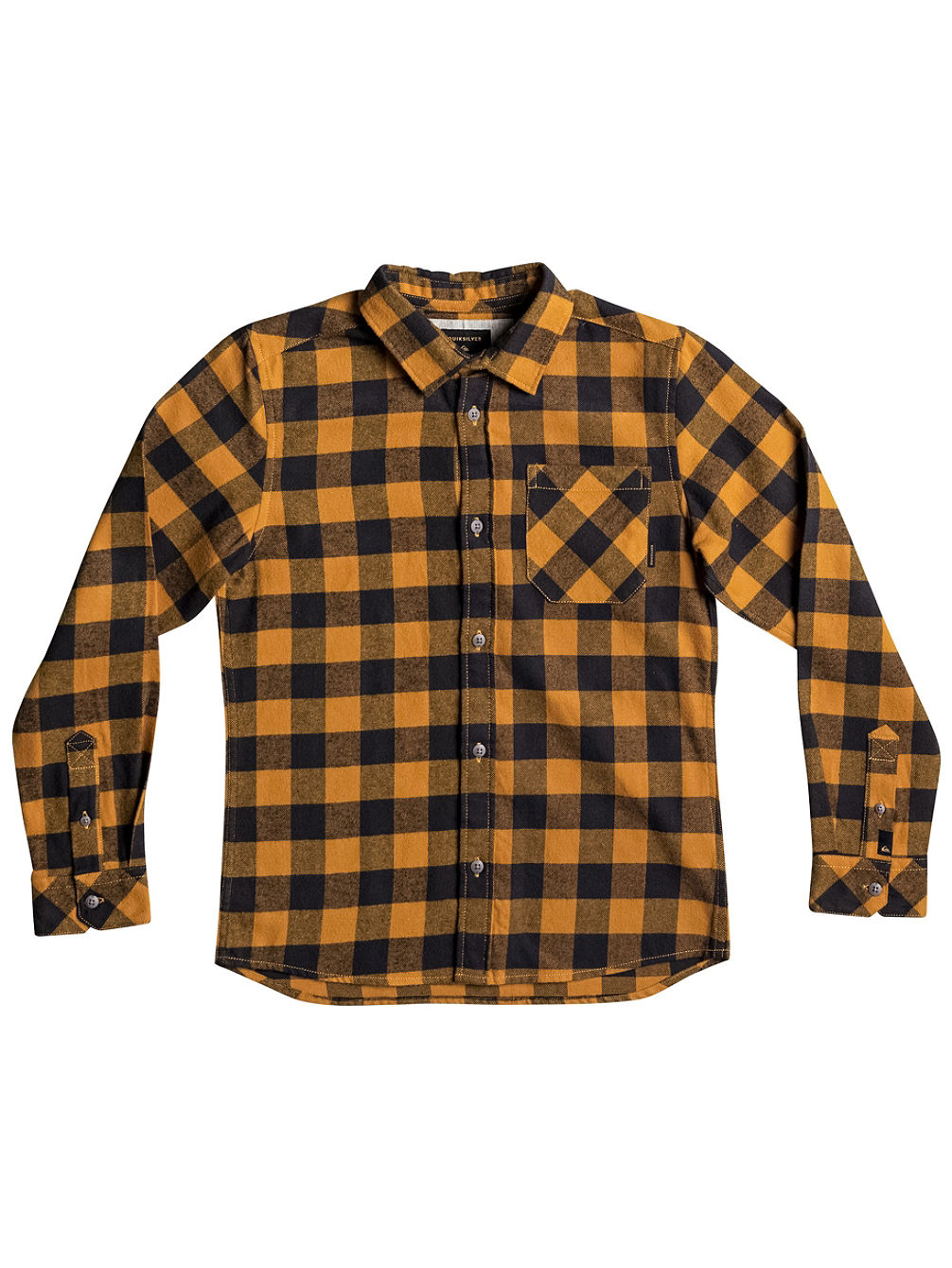 Motherfly Flannel Shirt LS Boys