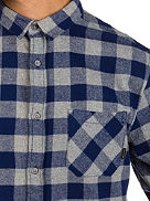 Motherfly Flannel Shirt LS