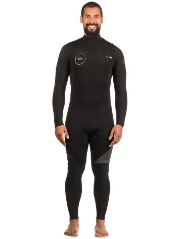 Quiksilver 4/3 Syncro Series Chest Zip Gbs Wetsuit