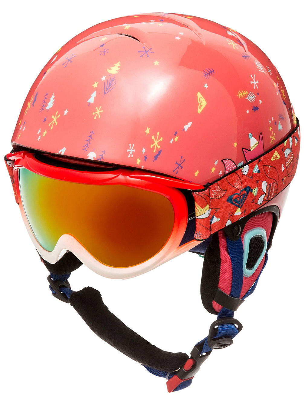 Misty Pack Goggle Helmet Youth