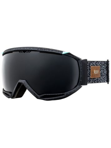 Roxy Hubble True Black Goggle