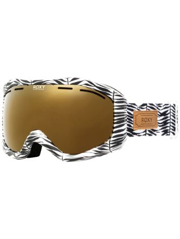 Roxy Sunset Art Series True Black_Savanna Goggle