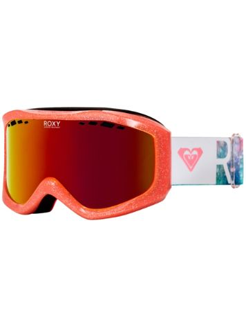 Roxy Sunset Neon Grapefruit_Solargradient Goggle