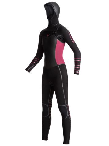 Roxy 5/4/3 Syncro+ Chest Zip Lfs Hd Wetsuit
