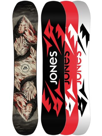 Jones Snowboards Ultra Mountain Twin 162 2018 Snowboard
