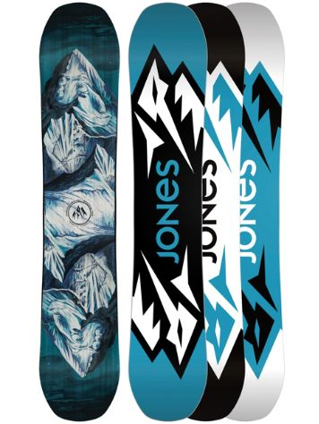 Jones Snowboards Mountain Twin 160 2018