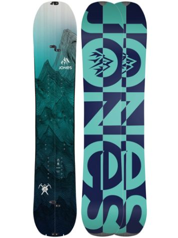 Jones Snowboards Solution 148 2018