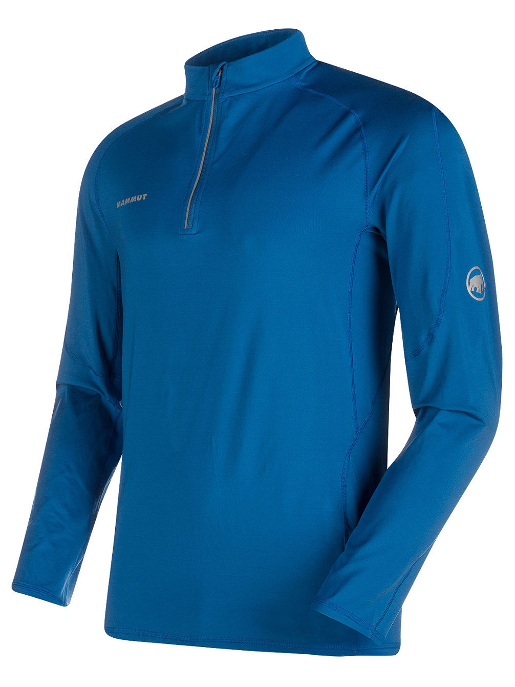 Mtr 141 Thermo Zip Tech Tee LS