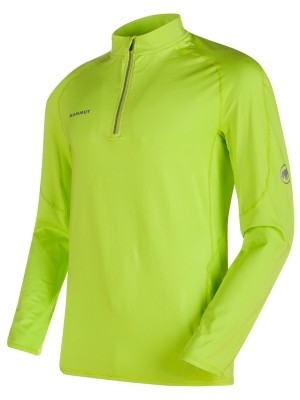 Mammut Mtr 141 Thermo Zip Tech Tee LS sprout Gr. XL