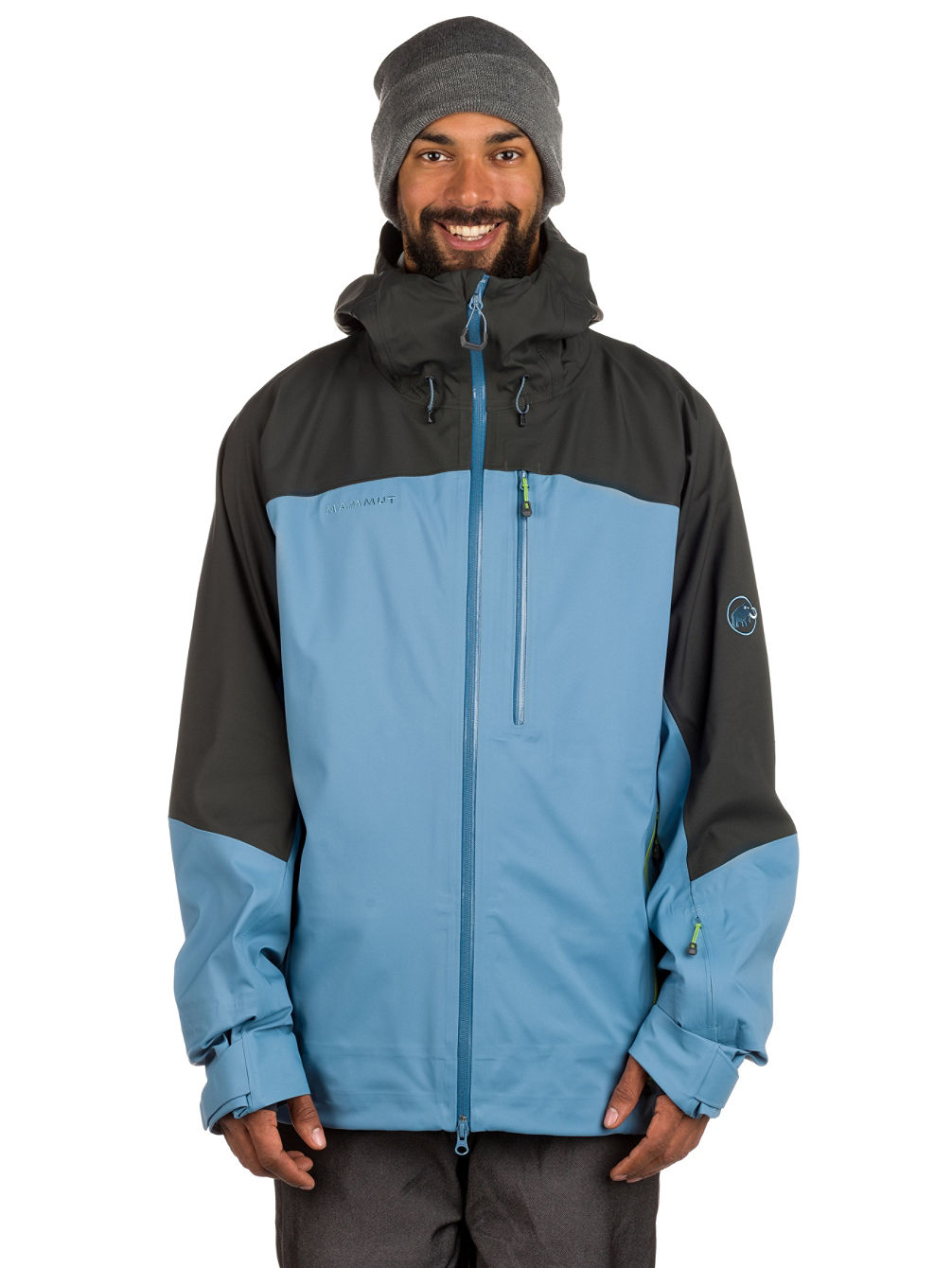 Alvier Tour Hs Hooded Jacke