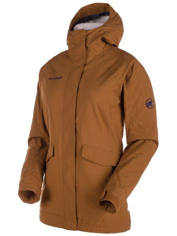 Mammut Trovat Advanced So Hooded Softshell