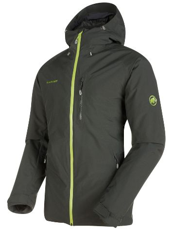 Mammut Runbold Hs Thermo Hooded Outdoor Jacket