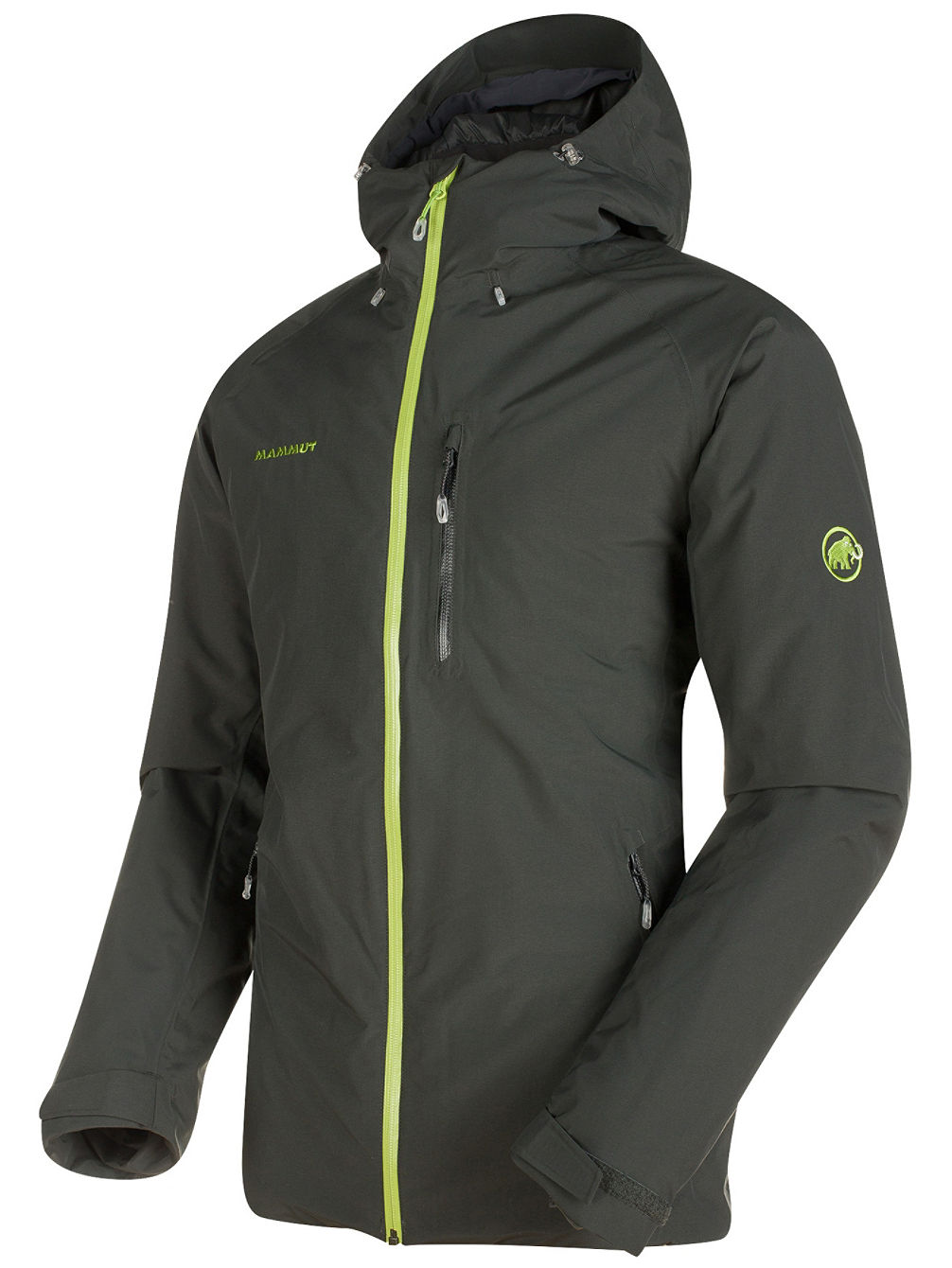 Runbold Hs Thermo Hooded Outdoor Jacket